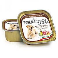 Консерва Trainer Healthy Alldays Dog паштет с кусочками 150г
