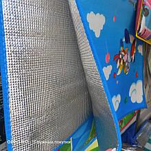 Дитячий пляжний ігровий килимок односторонній