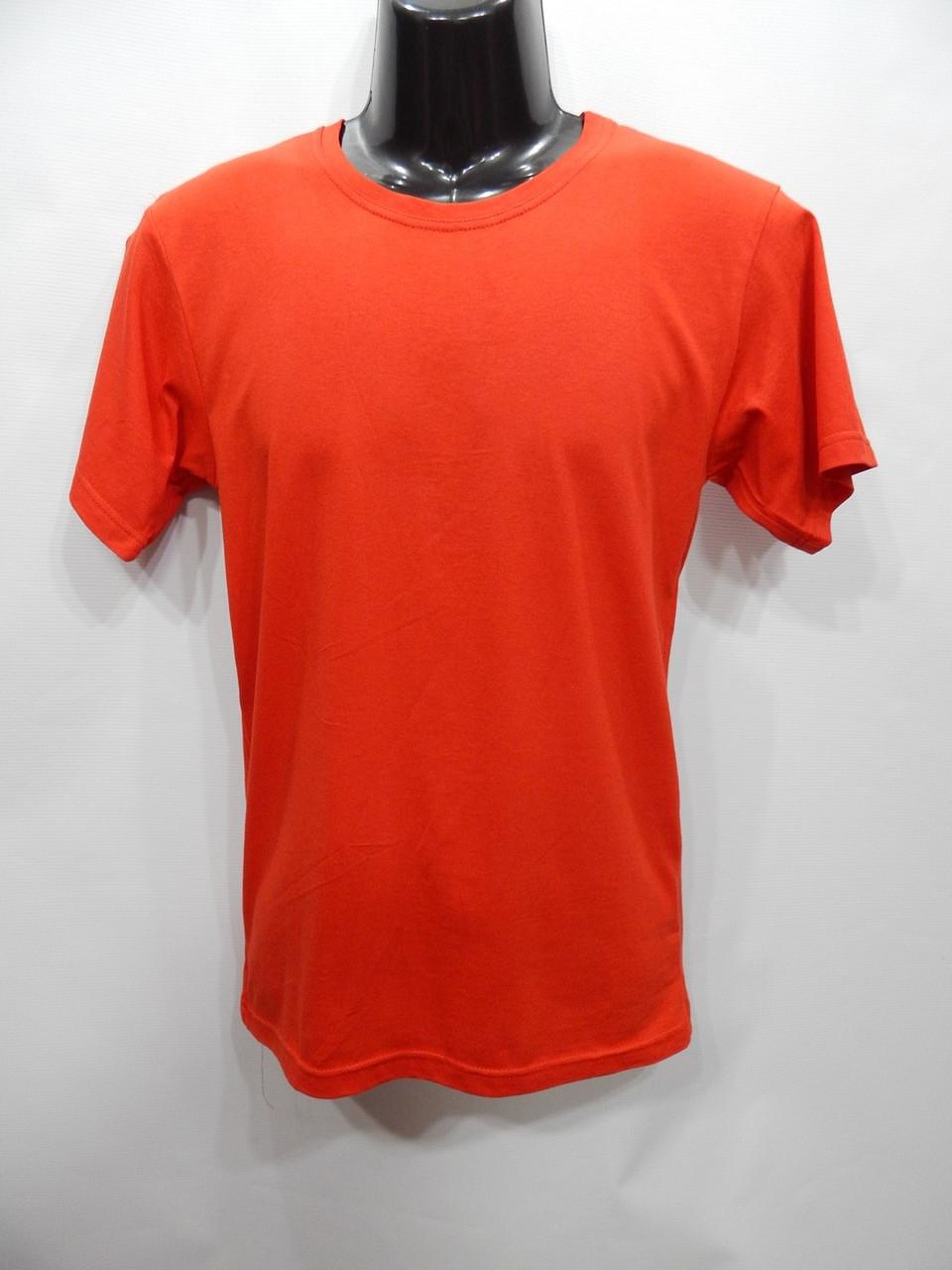 Мужская футболка Mercury-Textile красная р.48 049мф