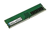 Оперативна пам'ять DDR4 16Gb 2666MHz однією планкою PC4-21300 (KVR26N19D8/16) - ОЗУ ДДР4 16 Гб