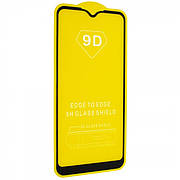 Захисне скло 9D для Samsung A01 Core / A015 2020 Black