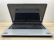 Ноутбук Dell Studio 1749 17.3 HD+/ i3-370M 2(4)x2.40GHz/ HD5650 1GB/ RAM 4ГБ/ HDD 320GB/ АКБ 9Wh/ Упоряд. 8