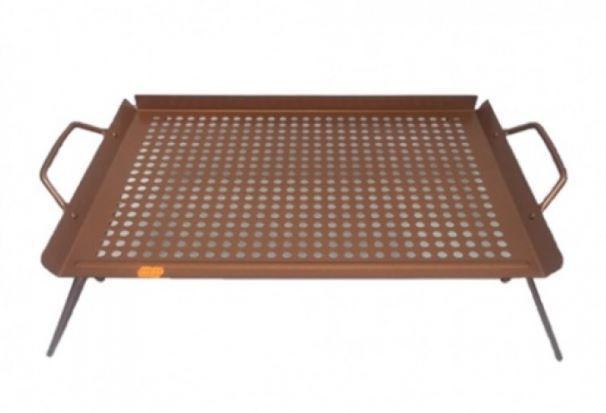 Переносной мангал барбекю / решетка гриль  6103, 40х28см