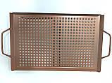 Переносной мангал барбекю / решетка гриль  6103, 40х28см, фото 3