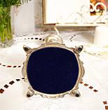 Посеребренный каминный подсвечник, серебрение по латуни, винтаж, Англия, Silver Plate, фото 5