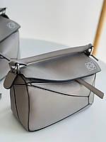 Стильна жіноча сумочка LOEWE Puzzle (репліка), фото 1