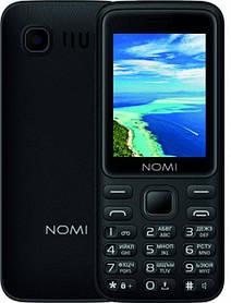 Мобильный телефон Nomi i2401+ Black Гарантия 12 месяцев