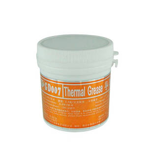 Термопаста GD007 Premium 150г, с серебром 6.8 Вт/м*K