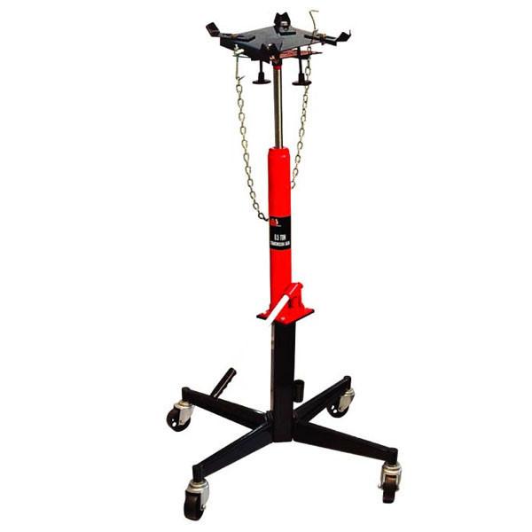 Трансмиссионная стойка-домкрат 0,5т 1260-1750мм TORIN TEL05001