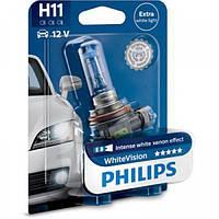 Автолампи PHILIPS галогенова 55W (PS 12362WVUB1)