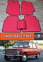 ЕВА коврики Ваз 2101. EVA ковры на Лада 2101