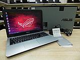 Ігровий Ноутбук  ASUS X555Q + Чотири ядра + 8 ГБ DDR4 + ІДЕАЛ + Гарантія, фото 2
