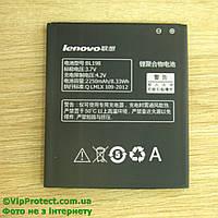 Lenovo S880 BL198 аккумулятор 2250 мА⋅ч оригинальный