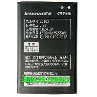 Lenovo A208t BL203 аккумулятор 1500 мА⋅ч оригинальный