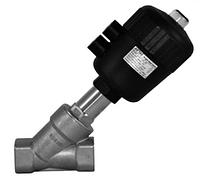 2JS200 Кутовий сідельний клапан