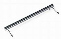 Лінійний світильник 21w  1000мм Ip66 Wall washer 24v нейтральний білий 4000k, фото 1