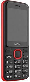 Мобильный телефон Nomi i2401+ Red Гарантия 12 месяцев