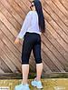 Жіночі Бриджі з поясом, фото 7