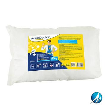 Средство 3 в 1 по уходу за водой AquaDoctor MC-T, 50 кг