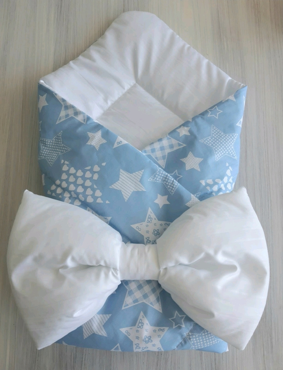 Ковдра-конверт з подушкою ТМ Happy Tot