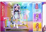 УЦЕНКА! Игровой набор Rainbow High Fashion Studio Avery Styles Рейнбоу Хай Модная студия Эйвери Стайлс 571049, фото 8