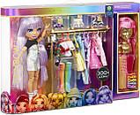 УЦЕНКА! Игровой набор Rainbow High Fashion Studio Avery Styles Рейнбоу Хай Модная студия Эйвери Стайлс 571049, фото 10