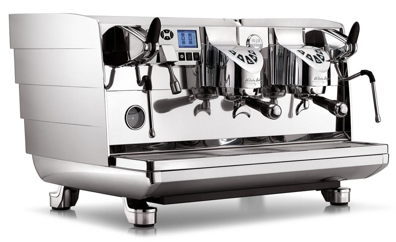 Кавомашина Victoria Аrduino White Eagle Digital 2gr (Coffee machine Victoria Аrduino White Eagle Digital 2gr)