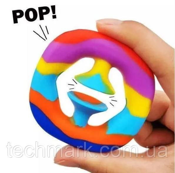 Супер хіт іграшка антистрес SNAPPERS POP IT еспандер