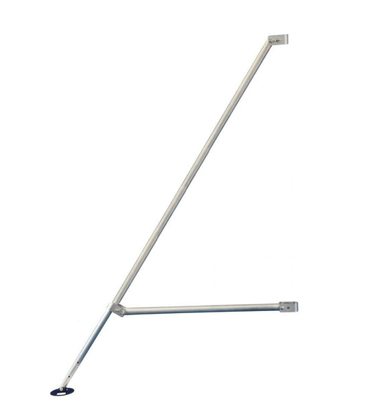 Кутова опора - стабілізатор для алюмінієвої вишки ВТ-10 і ВТ-12
