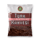 Турецкий кофе молотый Kahve Dunyasi темной обжарки 100 г