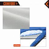 Спальний мішок KingCamp Oasis 250XL(KS3222) (ліва, blue), фото 3