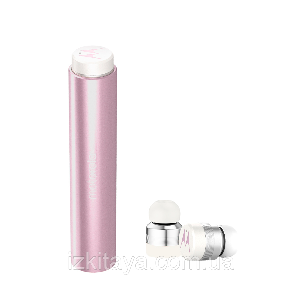 Бездротові навушники Motorola VerveBuds 300 pink Bluetooth навушники з блютузом