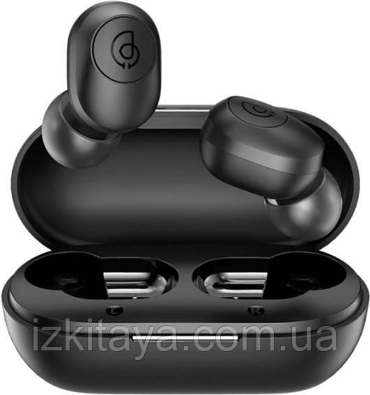 Бездротові навушники Xiaomi Haylou GT2S black Bluetooth навушники з блютузом