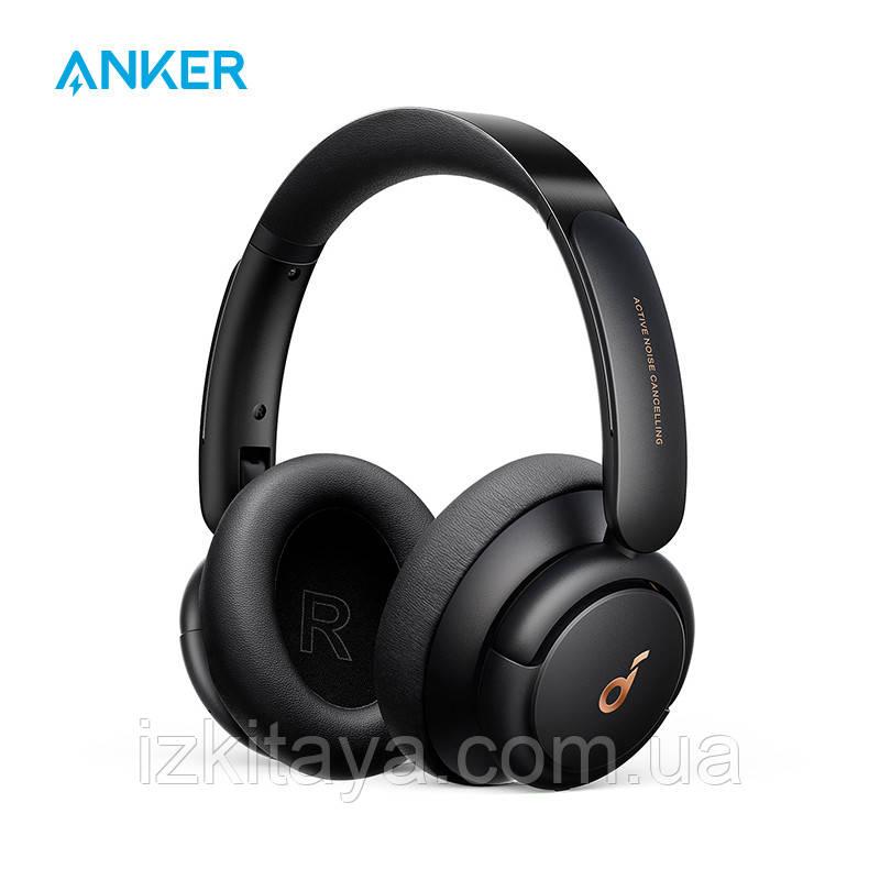 Бездротові навушники Anker Soundcore Life Q30 black Bluetooth навушники з блютузом