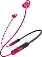 Беспроводные наушники Bluetooth Huawei Honor AM66 Sport Pro red