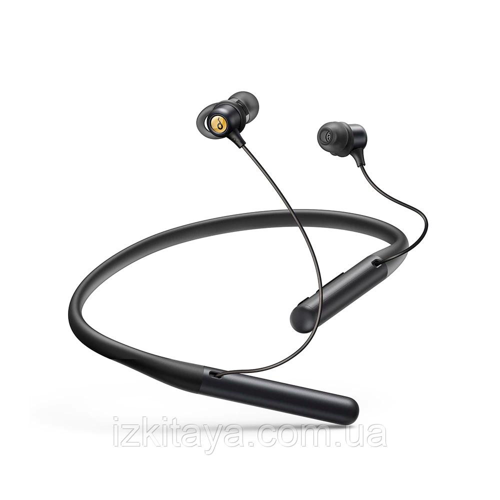 Бездротові навушники Bluetooth Anker Soundcore Life U2 black