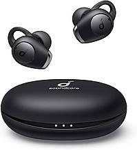 Наушники Bluetooth беспроводные Anker Soundcore Life A2 NC black наушники с блютузом