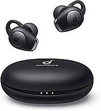 Навушники Bluetooth беспровідні Anker Soundcore Life A2 NC black навушники з блютузом