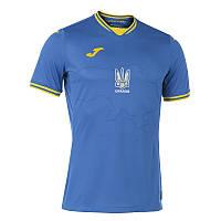 Игровая футболка сборной Украины Joma Евро-2020 синяя АТ102404А709