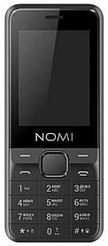 Мобильный телефон Nomi i2402 Red Гарантия 12 месяцев