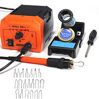 YIHUA 939-II станция для выжигания профессиональная, 25W, 250-750°C + 20 насадок, пирограф