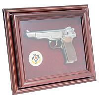 """Подарунок сувенірний Пістолет ПС і емблема """"Альфа"""", фото 1"""