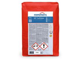 Remmers WP Sulfatex – будівельна гідроізоляція на цементній у яжучому з унікальними властивостями