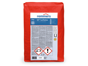Remmers WP Sulfatex – будівельна гідроізоляція на цементному в'яжучому з унікальними властивостями
