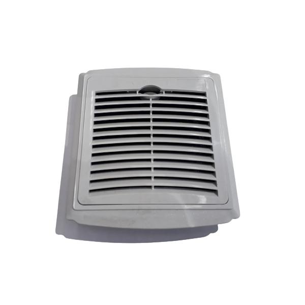 Накладная вентиляционная решетка RZ 515-1, 150х150 мм, пластик