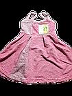 Сукня сарафан дитячий на дівчаток, р. 56, на ріст 92-98 див., фото 2