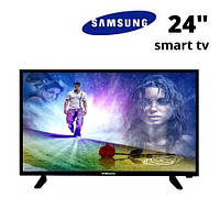 "LED Телевизор Samsung 24"" Android Smart TV Т-2 Wi-Fi USB HDMI Телевизор Самсунг 24 смарт"