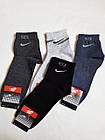 Шкарпетки чоловічі спортивні бавовна стрейч р. 40-44.Від 6 пар по 8 грн., фото 3
