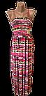"Сарафан женский ""Ирма"" хлопок стрейч р.48-50. От 2шт по 55грн, фото 3"