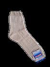 Шкарпетки чоловічі сіточка бавовна Україна р. 27 світло-сірий, бежевий. Від 10 пар по 5грн, фото 2